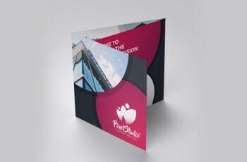 Corporate Square Trifold Brochure 3581036 5