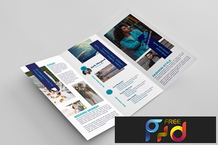 Photography Trifold Brochure 1