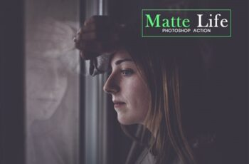 Matte Life Photoshop Action 2