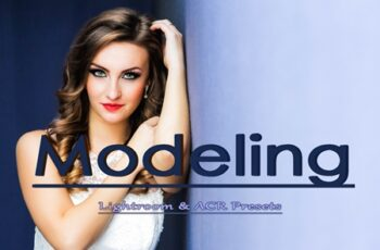 Modeling Lightroom and ACR Presets 5