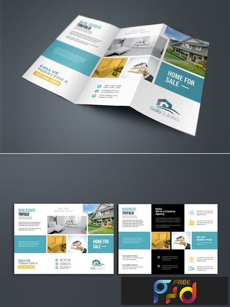 Real Estate Trifold Brochure 3581401 1