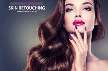 7 Skin Retouching Photoshop Action 2