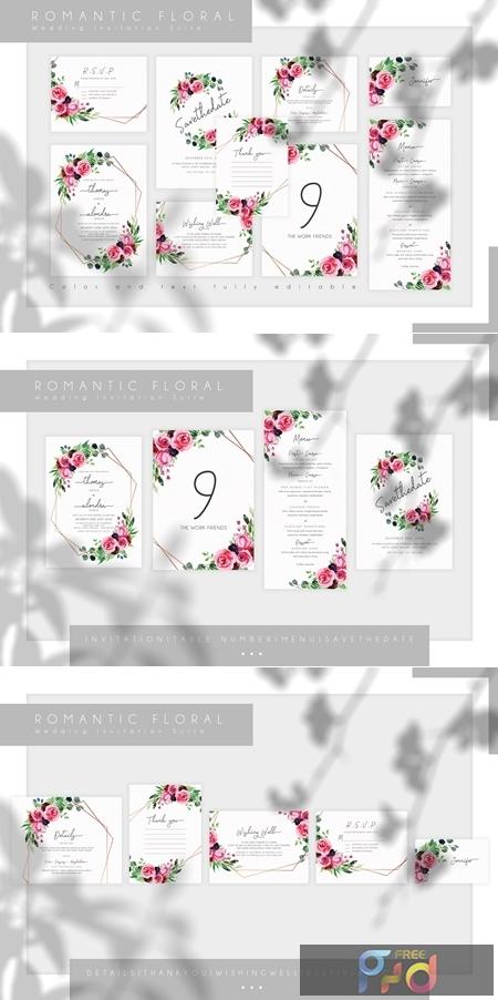 Romantic Floral Wedding Suite 3810578 1