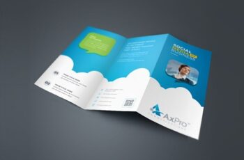 Corporate Business Trifold Brochure 3581422 4