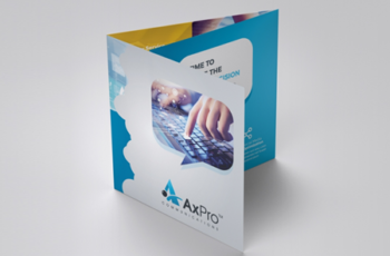 Business Square Trifold Brochure 3577314 4