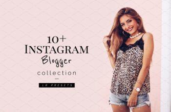 10+ Blogger Instagrammer LR Presets 3786473 4