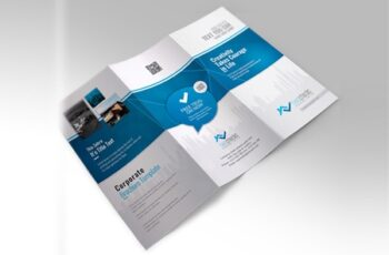 Corporate Business Trifold Brochure 3581410 10