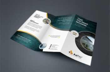 Corporate Business Trifold Brochure 3581413 9