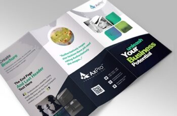 Corporate Business Trifold Brochure 3581421 8
