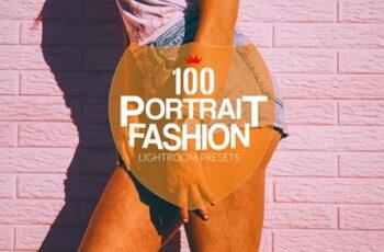 200+ Portrait Fashion Lightroom Presets 5