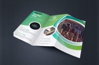 Corporate Trifold Brochure 3581405 6