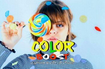 Color-Boost Lightroom & ACR Presets 4