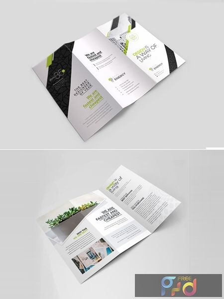 Corporate Trifold Brochure 3581406 1