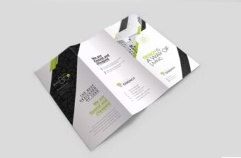 Corporate Trifold Brochure 3581406 5