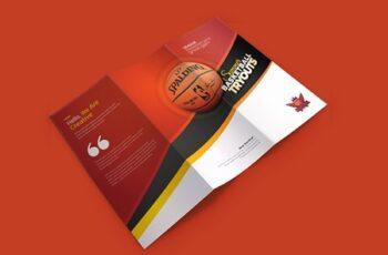 Minimal Trifold Brochure 3581414 9