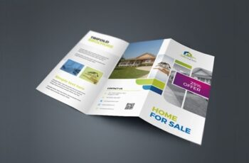 Real Estate Trifold Brochure 3581416 2