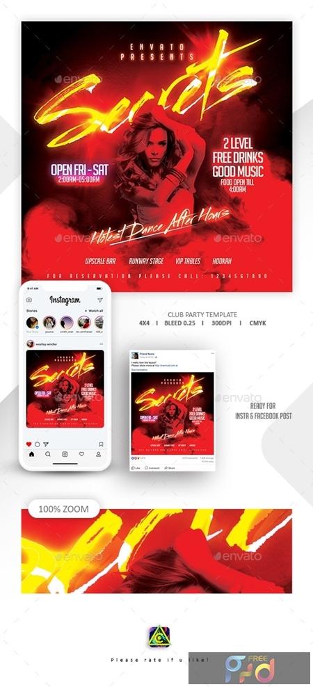 Club Party Flyer 23850126 1