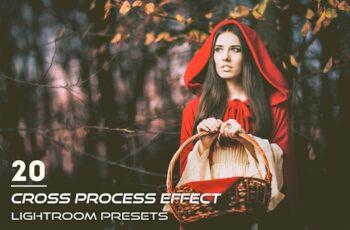 20 Cross Process Effect Presets 3820066 4