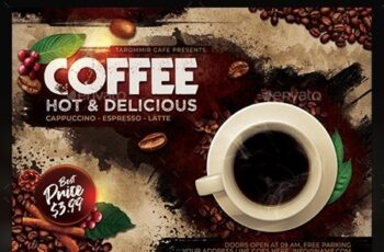 Coffee Flyer 23852279 3