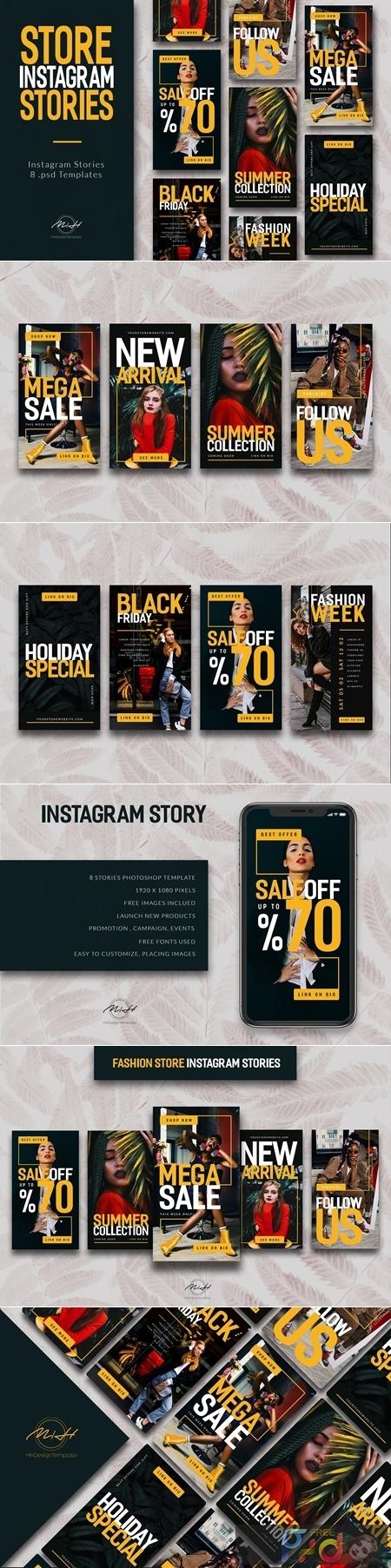 Fashion Instagram Stories Template 3829057 1