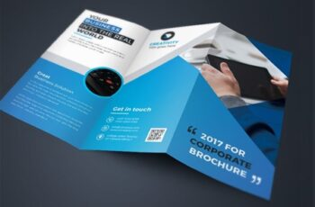 Corporate Business Trifold Brochure 3582952 10
