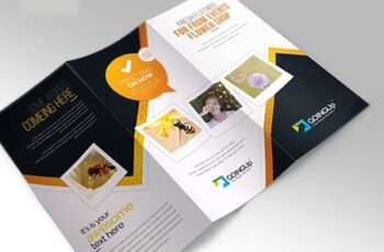 Corporate Business Trifold Brochure 3582975 5