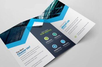 Corporate Business Trifold Brochure 3582976 5