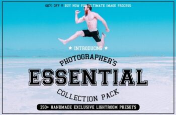 350+ Photographers Essential Collection 6