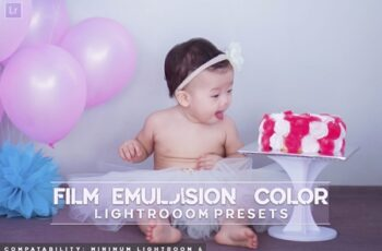 Film Emulsion Color Lightroom Presets 2