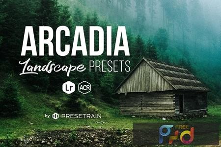 Arcadia Landscape Presets for Lightroom & ACR 1