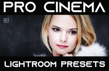 Pro Cinema Lightroom Presets 7