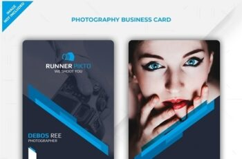 Photography Business Card 3577430 6