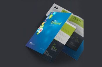 Corporate Business Bifold Brochure 3585733 6