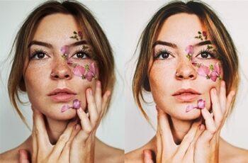 Pro Portrait Photoshop Actions 23054350 5