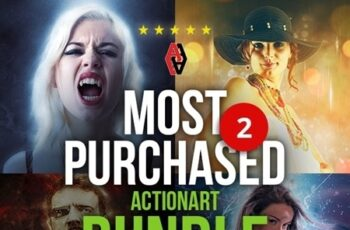 Most Purchased Actionart Bundle 2 23068583 5