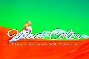 Vivid Color Lightroom and ACR Presets 6