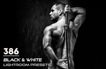 386 Black & White Lightroom Presets 3817477 6