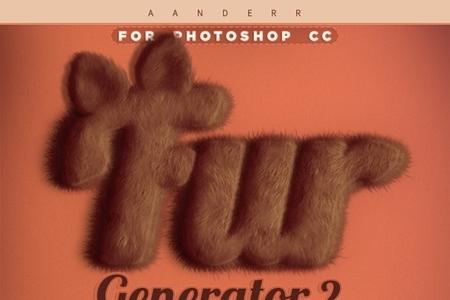 Fur Generator 2 Photoshop Action 23880641 - FreePSDvn