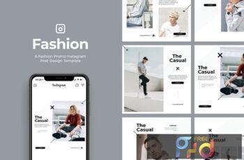 6 Promo Fashion Instagram Post Vol.2 8
