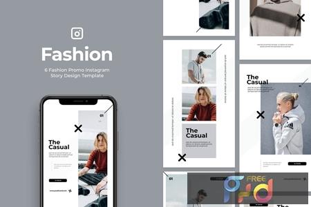 6 Promo Fashion Instagram Story Vol.1 1