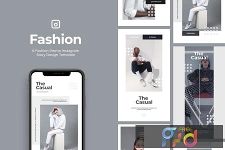 6 Promo Fashion Instagram Story Vol.2 1