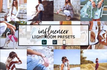 Influencer Lightroom Presets 3741522 3