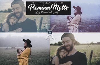 Premium Matte Lightroom Presets 2