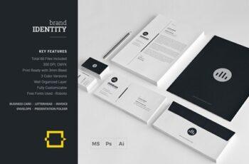 Brand Identity 3586161 5