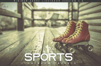 Sports Lightroom Presets 5