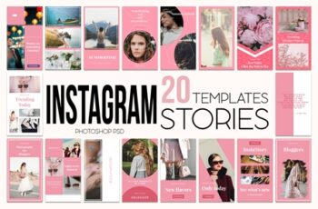 Instagram Stories Pack 3585554 9