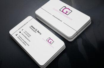 Minimal Business Card 5