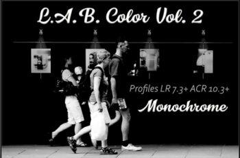 LAB Color V. 2 - Monochrome profiles 3749995 4