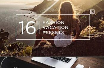 16 Fashion Vacation Lightroom Presets 23653384 7