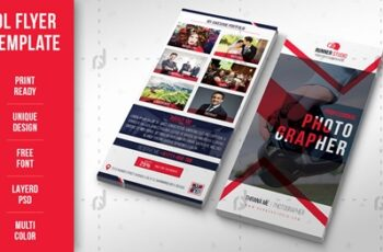DL Flyer template 3588853 5
